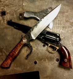 Dark Timber Custom Knives   Honoring Mr Bowie