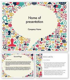http://www.poweredtemplate.com/11921/0/index.html Social Media Bubble PowerPoint Template
