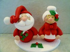 Polymer Clay Mrs Claus - Yahoo Image Search Results