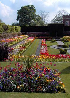 Hampton Court Gdns - , London, England