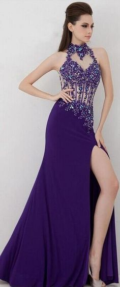 #purple #chiffon #prom #party #evening #dress #dresses #gowns #cocktaildress #EveningDresses #promdresses #sweetheartdress #partydresses #QuinceaneraDresses #celebritydresses #2016PartyDresses #2016WeddingGowns #2017Homecomingdsses #LongPromGowns #blackPromDress #AppliquesPromDresses #CustomPromDresses #backless #sexy #mermaid #LongDresses #Fashion #Elegant #Luxury #Homecoming #CapSleeve #Handmade #beading