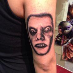 Tatuagens aterrorizantes e assustadoras