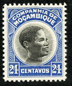 Big Blue 1840-1940: Mozambique Company