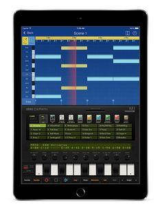 EDGED : 코르그, 신디사이저 M1을 아이패드에서 재현하는 'iM1 for iPad' 발매
