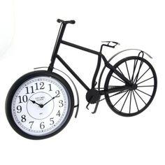 Horloge vélo vintage - 33 x 49 cm - Pendule originale 24,59 € sur www.ac-deco.com