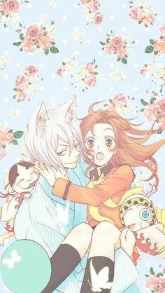 Read Kamisama Hajimemashita from the story ✨Fondos de Pantalla Anime ✨ by Pretty_DarkPrincess with 510 reads. Tomoe, Kamisama Kiss, Nanami, Manga Anime, Fanarts Anime, Anime Characters, Anime Art, Animes Wallpapers, Cute Wallpapers