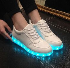 Department Name: Adult Item Type: casual shoes Shoe Width: Medium(B,M) Brand Name: TOLLN Feature: Breathable,Lighted Season: Spring/Autumn Closure Type: Lace-Up Upper Material: PU Insole Material: Rub