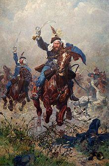 Die k.u.k. Ulanen (bzw. k.k. Landwehr Ulanen) bildeten neben den Dragonern und Husaren die Kavallerie der österreichisch-ungarischen Monarchie.