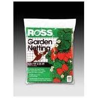 3 PACK GARDEN NETTING, Size: 7 X 21 FEET (Catalog Category: Lawn & Garden:FENCING, EDGING & PROTECTION) by Easy Gardener. $35.49. Protection for your fruits and vegetables from pesky birds and animals. A safe alternative to chemicals. Constructed of durable materials and reusable season after season. High visibility, full color packaging for maximum impact, in ready-to-sell case displays. Size 7 ft. x 21 ft. square aperture.(Size: 7 X 21 FEET)