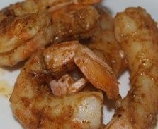 weight watchers cajun shrimp
