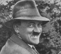 ADOLF Hitler desperately tried to stop 'undignified' pictures of him in an early Nazi Party propaganda book from ever being seen again. Indira Ghandi, Hassan 2, Nazi Propaganda, German People, Troll Face, British Soldier, History Facts, World War Two, Historical Photos