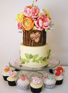 http://www.cakesalouisa.com.au/wedding.html