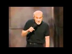 The Genius George Carlin