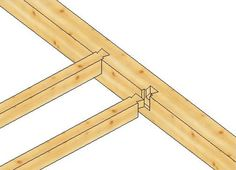 Step Lap Rafter Seat on Timber Frame Plate - Timber Frame HQ Timber Wood, Wood And Metal, Woodworking Joints, Woodworking Projects, Timber Framing Tools, Shading Device, Timber Architecture, Wood Joints, Woodworking Inspiration