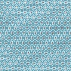 Tissu coton bleu Saki - 140g/m2 rayon Enfants - Nouveautés 2016 Mondial Tissus