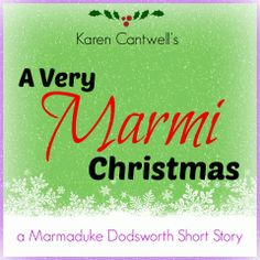 Bear Mountain Books has another free read for you this week : A Very Marmi Christmas by Karen Cantwell