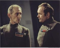 Grand Moff Tarkin and Admiral Motti star wars poster prints Star Wars Film, Star Wars Poster, Saga, Imperial Officer, Star Wars Characters, Fictional Characters, Star Wars Costumes, A New Hope, Death Star