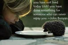 Do something for someone today without expecting something in return! https://www.facebook.com/nixonelite