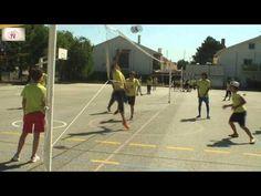 Atividades desportivas de final de ano na EBI 13-06-2014
