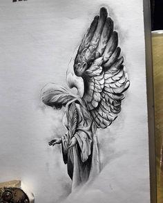 Back Tattoos Spine, Neck Tattoos, Body Art Tattoos, Sleeve Tattoos, Cool Tattoos, Tattoo Spine, Tatoos, Tattoo Design Drawings, Tattoo Sleeve Designs
