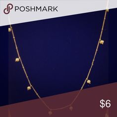 """Gold and pearls 33"""" chain of gold and pearls Jewelry Necklaces"""
