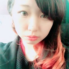 かほりんご @kahori38 髪赤はあきた、、...Instagram photo | Websta (Webstagram)