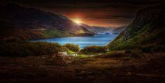 Loch Maree by Jenny Cameron