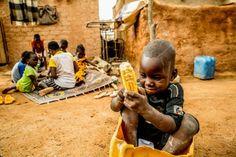 Abbas in Burkina Faso | Studio Globo