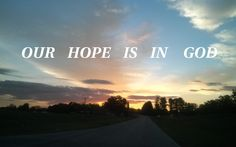 Gayl Wright: Hope in God