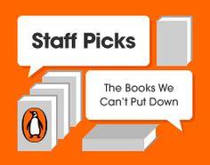 Literary Fiction Staff Picks from Tyler Fields