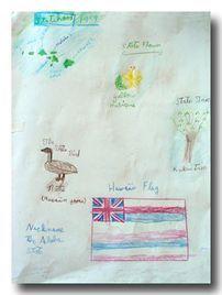 Homeschoolers' Work Gallery: 4th Grade Geography - Christopherus Homeschool Resources