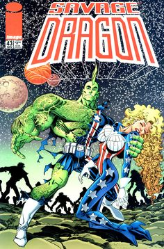 The Savage Dragon (1993) Issue #43 - Read The Savage Dragon (1993) Issue #43 comic online in high quality