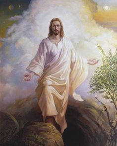 Stunning pictures of Jesus that show you who much He loves you and how beautiful He is. These images of Jesus Christ help you experience Him. Jesus Is Risen, Jesus Is Lord, Jesus Loves, Risen Christ, Images Du Christ, Pictures Of Jesus Christ, Image Jesus, Padre Celestial, Jesus Christus