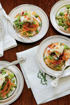 Kentucky Derby Recipes: Spring-on-a-Plate Salads