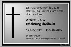 Maas-Gesetzentwurf beschlossen: Ein schwarzer Tag für den Rechtsstaat