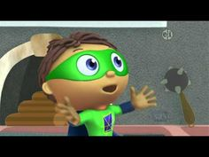 Super Why - Jack and The Beanstalk
