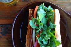North Park brewpub offers more than pizza and beer. La Vida Vegan: V is for Banh Mi - San Diego Magazine - February 2015 - San Diego, California