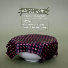 Bonjour Darling - Faire au mieux 🌱 Bees Wrap, Ottoman, Home Decor, Bee, Decoration Home, Room Decor, Home Interior Design, Home Decoration, Interior Design
