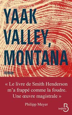 Couverture du livre Yaak Valley, Montana