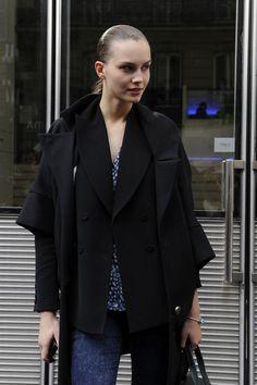 Paris Fashion Week Spring 2013 Models