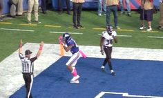 New York Giants' Roger Lewis Jr. Hauls In First NFL TD (Video) | Elite Sports NY