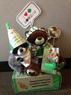 National Chocolate Mint Day! Find Thin Mints at www.iLoveCookies.org