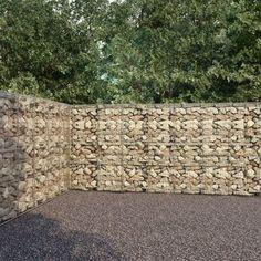 Vista Railing 6 ft. Clearview Level Deck Rail Kit | Wayfair Metal Fence Panels, Garden Fence Panels, Garden Fencing, Vinyl Fencing, Garden Paths, Garden Bridge, Commercial Landscape Design, Gabion Baskets, Stone Fence