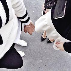Black & White | Street Style