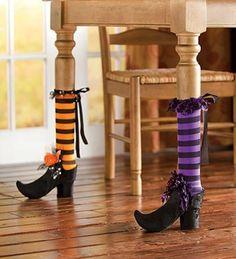 Speciale Halloween 10 Idee per Arredare Casa: Il Tavolo della Strega