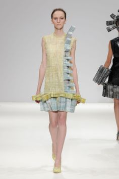 Hellen van Rees SS13 look 11 #SS13 #hellenvanrees #fashion