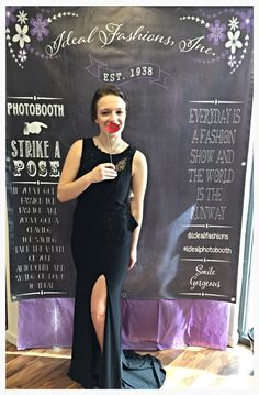 Seriosly, this dress rocks and so does @erinomcan #keepitclassy #jaszcouture #prom2k15 #prom #redlips #idealfashions #idealphotobooth #lessismore #glamour #couture #gorgeous