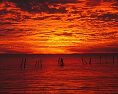 Sunset- Mobile Bay, Alabama