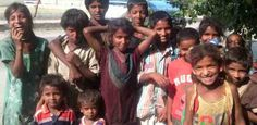 Extreme Poverty: Over 30 per cent of extremely poor children are living in India alone.