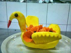 dicas e truques na cozinha : pato feito em nabo e cenoura - Duck made in turn...